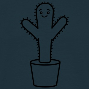 Happy Cactus Tee shirts - T-shirt Homme