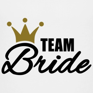 Team Bride T-Shirts - Teenager Premium T-Shirt