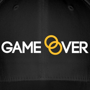 Game over Caps & Mützen - Flexfit Baseballkappe