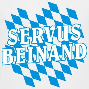 SERVUS BEINAND | Teenie Shirt - Teenager Premium T-Shirt