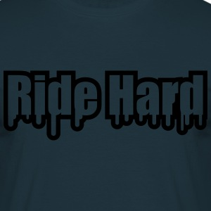 Ride Hard Graffiti T-shirts - T-shirt herr