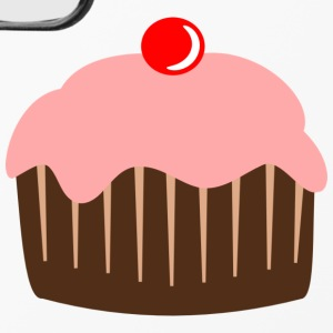 Cupcake cake candy cherry Other - iPhone 4/4s Hard Case