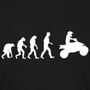 quad evolution T-Shirts - Männer T-Shirt