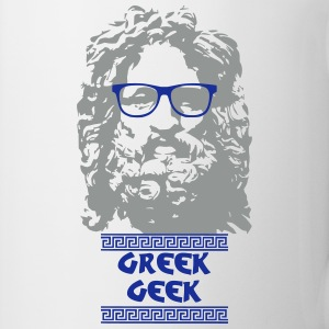 Greek Geek - Tasse