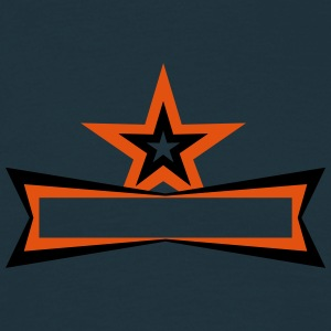 Star Frame T-Shirts - Men's T-Shirt