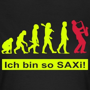 T-Shirt Saxi - Frauen T-Shirt