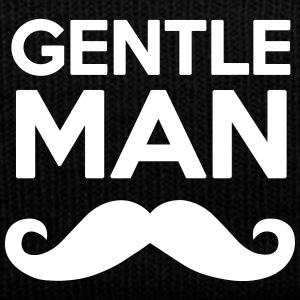 I'M A MOUTHERFUCKING GENTLEMAN MOUSTACHE Mütze - Wintermütze