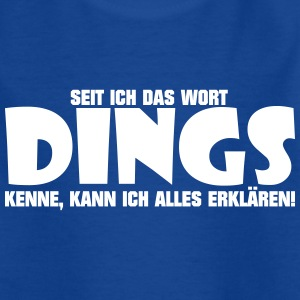 Dings T-Shirts - Teenager T-Shirt