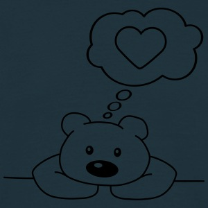 Lonely Bear T-Shirts - Men's T-Shirt