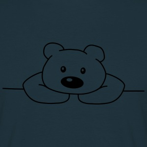 Bear T-shirts - Herre-T-shirt