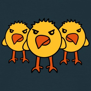 Bad Chicks T-shirts - Mannen T-shirt