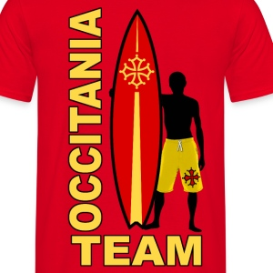 occitania surfing team Tee shirts - T-shirt Homme