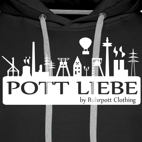 POTT LIEBE - Skyline Ruhrgebiet by RPC
