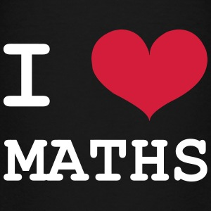 i love maths T-shirts - Teenager premium T-shirt