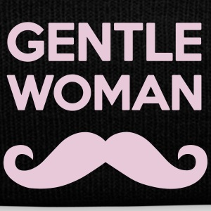 GENTLEWOMAN MOUSTACHE GENTLE WOMAN GIRL Caps & Mützen - Wintermütze