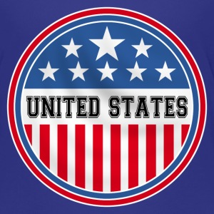 united states of america Shirts - Teenage Premium T-Shirt