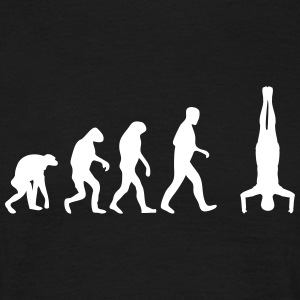 yoga evolution T-Shirts - Männer T-Shirt