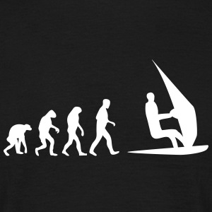 windsurf evolution T-Shirts - Männer T-Shirt