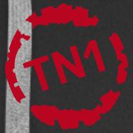 Motiv ~ trust-no-one.org logo print  |  kapuzensweater mit zip