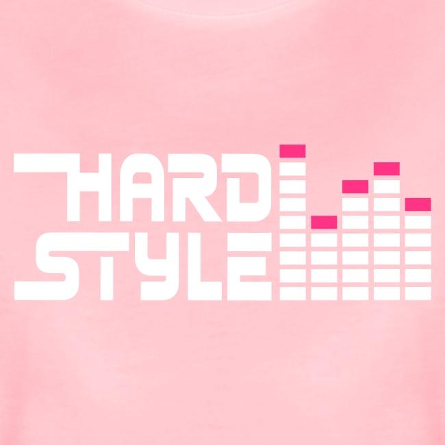 Hardstyle Girlie schwarz/weiß