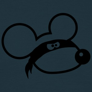 Robber Mouse T-shirts - Mannen T-shirt