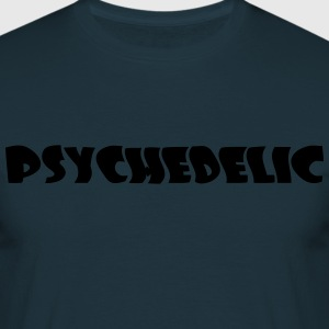 Psychedelic Tee shirts - T-shirt Homme