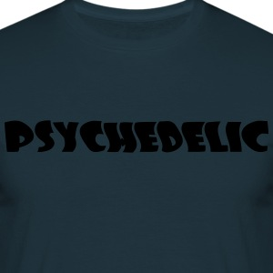 Psychedelic T-shirts - Mannen T-shirt
