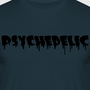 Psychedelic Graffiti Tee shirts - T-shirt Homme