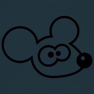 Mouse Head T-shirts - T-shirt herr