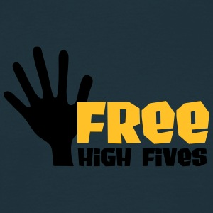 Free High Fives T-shirts - T-shirt herr