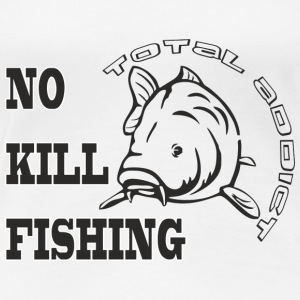 No-Kill-Fishing.png Tee shirts - T-shirt Premium Femme