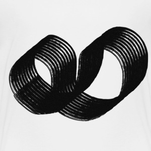 Graphic Symbol abstrakt  Skjorter - Premium T-skjorte for barn