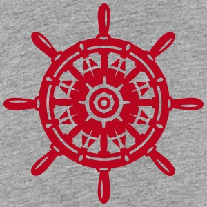A ship wheel Shirts - Kids' Premium T-Shirt
