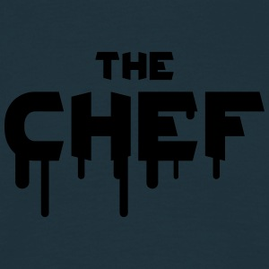 The Chef Graffiti T-shirts - T-shirt herr
