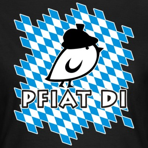 TWEETLERCOOLS - pfiat di - Frauen T-Shirt