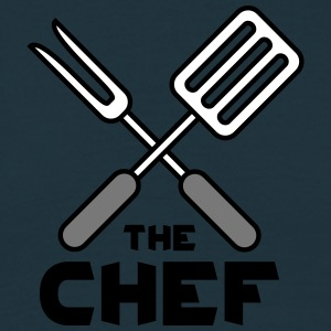 The Chef T-skjorter - T-skjorte for menn