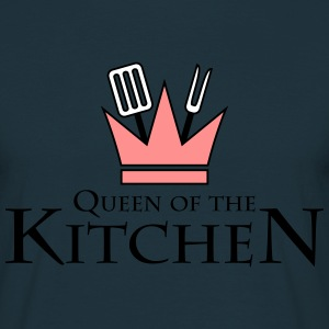 Queen Of The Kitchen Tee shirts - T-shirt Homme