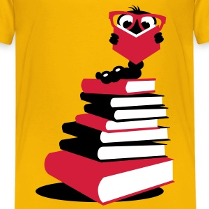 Love Books - Kinder Premium T-Shirt
