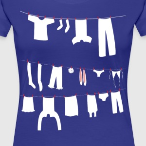 Always keep your ears clean - Women's Premium T-Shirt