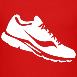 i love run sneaker T-Shirts - Teenager Premium T-Shirt