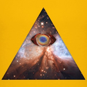 Cosmic Pyramid Shirts - Teenage Premium T-Shirt