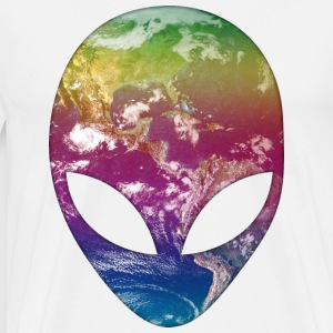 Alien T-Shirts - Premium T-skjorte for menn