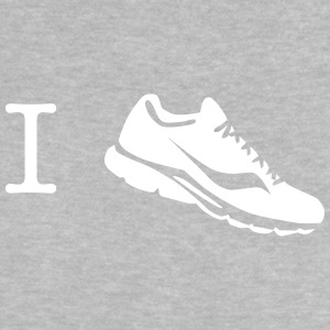 i love run sneaker Shirts - Baby T-Shirt