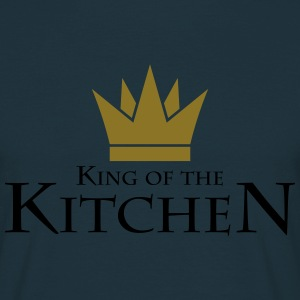 King Of The Kitchen T-shirts - Herre-T-shirt