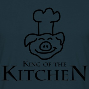 King Of The Kitchen T-Shirts - Männer T-Shirt