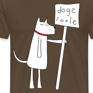 Dogs Rule T-Shirts - Men's Premium T-Shirt