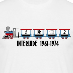 interlude Tee shirts - T-shirt Homme