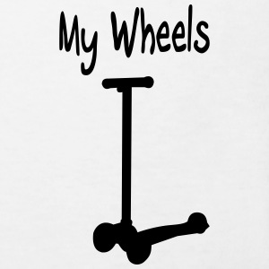 Scooter - My wheels Shirts - Kids' Organic T-shirt