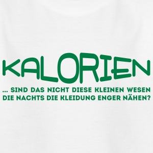 Kalorien T-Shirts - Teenager T-Shirt