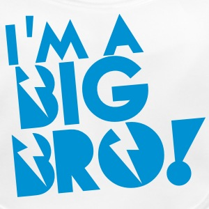 I'm a BIG BRO (Brother) Accessories - Baby Organic Bib